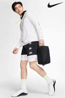 Nike Black Utility Shoe Bag
