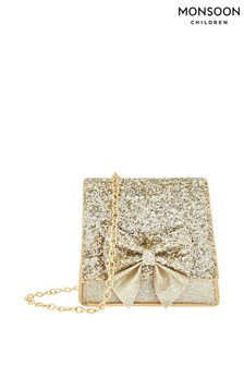 Monsoon Grace Glitter Mini Bag