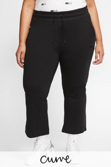 Nike Curve Jersey Wide Leg Joggers
