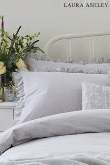 Set of 2 Silver Abigail Pillowcases