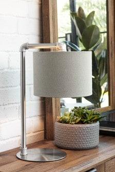 Pipe Table Lamp