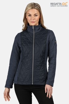 Regatta Blue Zuzela Full Zip Fleece Jacket