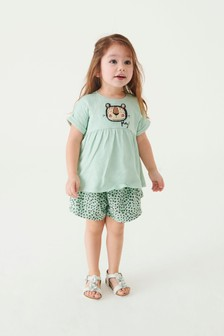 Animal Co-ord Set (3mths-7yrs)