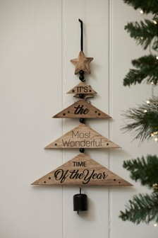 Slotted Tree Sign