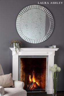 Laura Ashley Capri Large Round Mirror