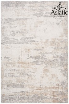Astral Textured Abstract Rug by Asiatic Rugs