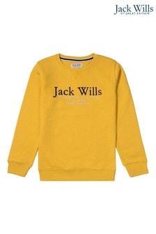 Jack Wills Boys Sweat Top