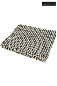 Keyhole Geo Throw by Riva Home