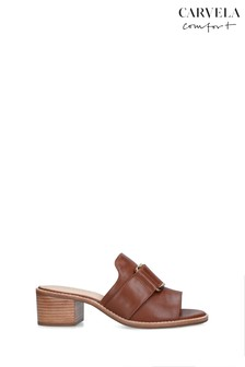 Carvela Comfort Ample Tan Sandals