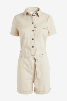 Utility Playsuit