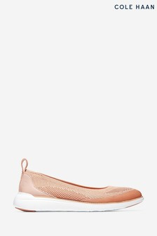 Cole Haan Pink Zerogrand Global Slip-On Trainers