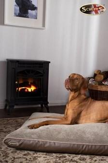 Washable Medium Breed Chateau Memory Foam Orthopaedic Dog Bed by Scruffs®