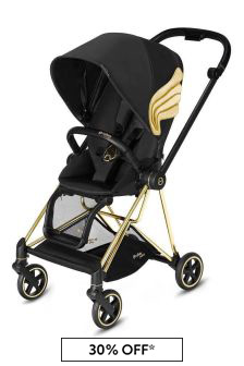 Black Wings Mios Stroller