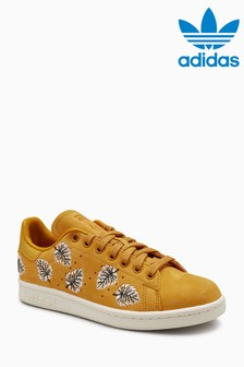 adidas Originals Gold Leaf Print Stan Smith