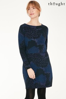 Thought Blue Felicity Tunic Dress