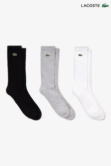 Lacoste® Crew Socks Three Pack