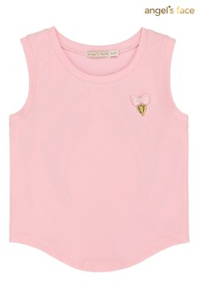 Angel's Face Pink Jolene Top