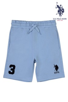 U.S. Polo Assn. Blueplayer 3 Sweat Shorts