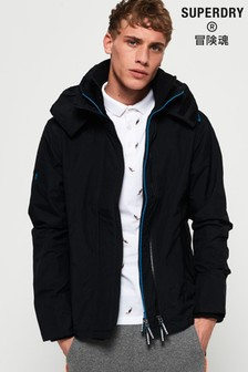 Superdry Technical Pop Zip Hooded SD-Windcheater Jacket