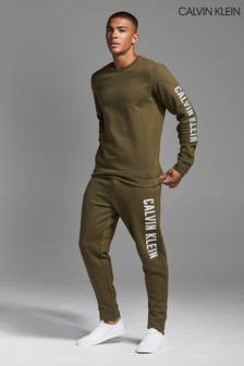 Calvin Klein Performance Branded Sweatpants