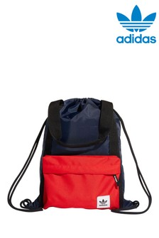 adidas Originals Navy/Red Premium Gymsack