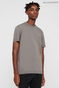 AllSaints Brown Parlour T-Shirt