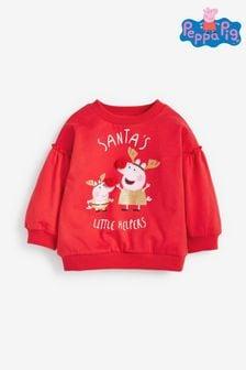Peppa Pig™ Christmas Sweatshirt (3mths-7yrs)