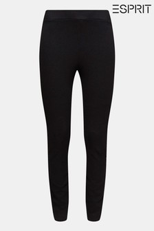 Esprit Black Stretch Trousers