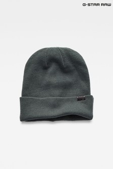 G-Star Green Effo Long Beanie