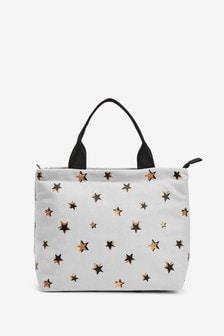 Star Print Lunch Bag