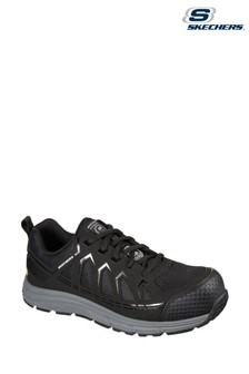 Skechers® Black Malad Trainers