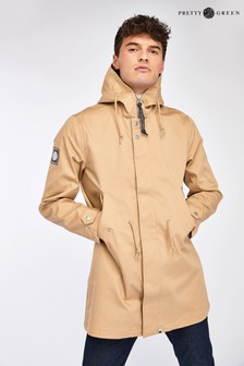Pretty Green Stone Marshall Parka