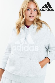 adidas Curve Badge of Sport Pullover Hoody