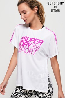 Superdry Sport Core Loose T-Shirt