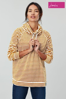 Joules Mayston Funnel Neck Light Sweatshirt