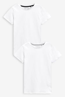 2 Pack Short Sleeve T-Shirts (3-16yrs)