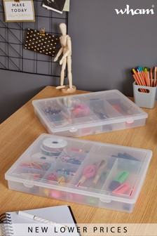 Set of 2 10 Division Organisers by Wham