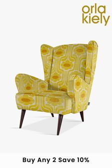 Orla Kiely Alma Accent Chair
