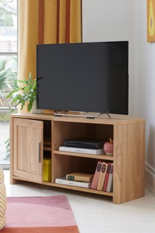 Barlow Corner TV Stand