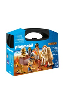 Playmobil® 9542 History Egyptian Treasure Carry Case