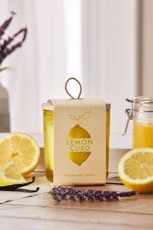 Lemon Curd Boxed Candle