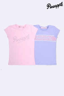Pineapple T-Shirts Two Pack