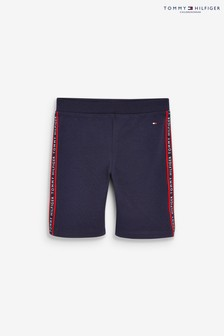 Tommy Hilfiger Twilight Navy Essential Cycling Shorts