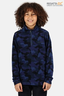 Regatta Lovely Jubblie Half Zip Printed Fleece