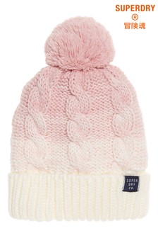Superdry Clarrie Cable Beanie