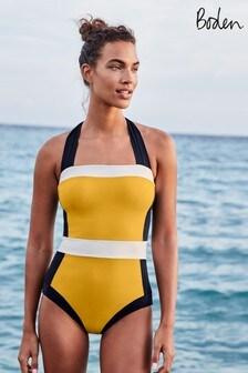 Boden Yellow Santorini Swimsuit