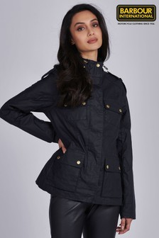 Barbour® International Waxed Dela Jacket