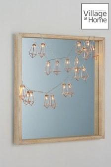 Village At Home Diamond String Lights