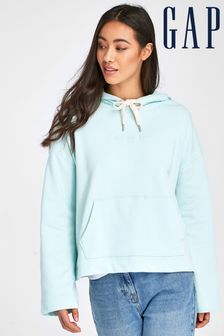 Gap Blue Embossed Hoody