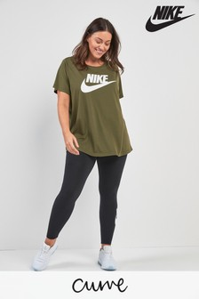 Nike Curve Black Leg-A-See Leggings
